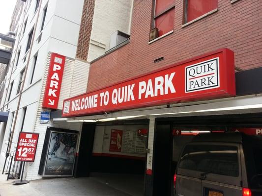 QuikPark 425 E 61st St, NY