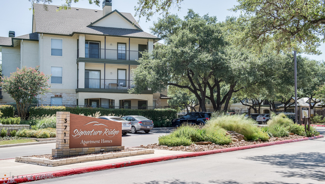 Signature Ridge Apartments, San Antonio TX