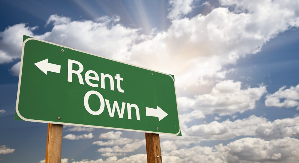 THE NEW 'AMERICAN DREAM' IS RENT, NOT BUY